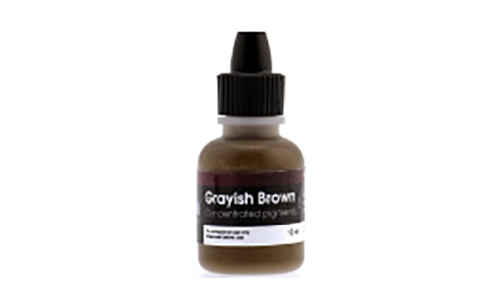 Grayish Brown